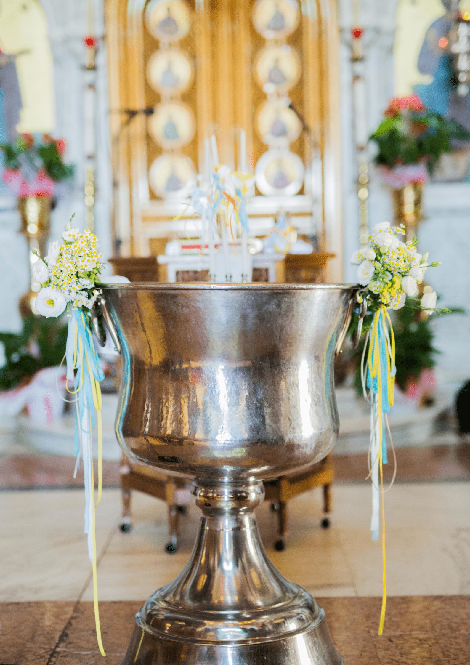 baptism christening