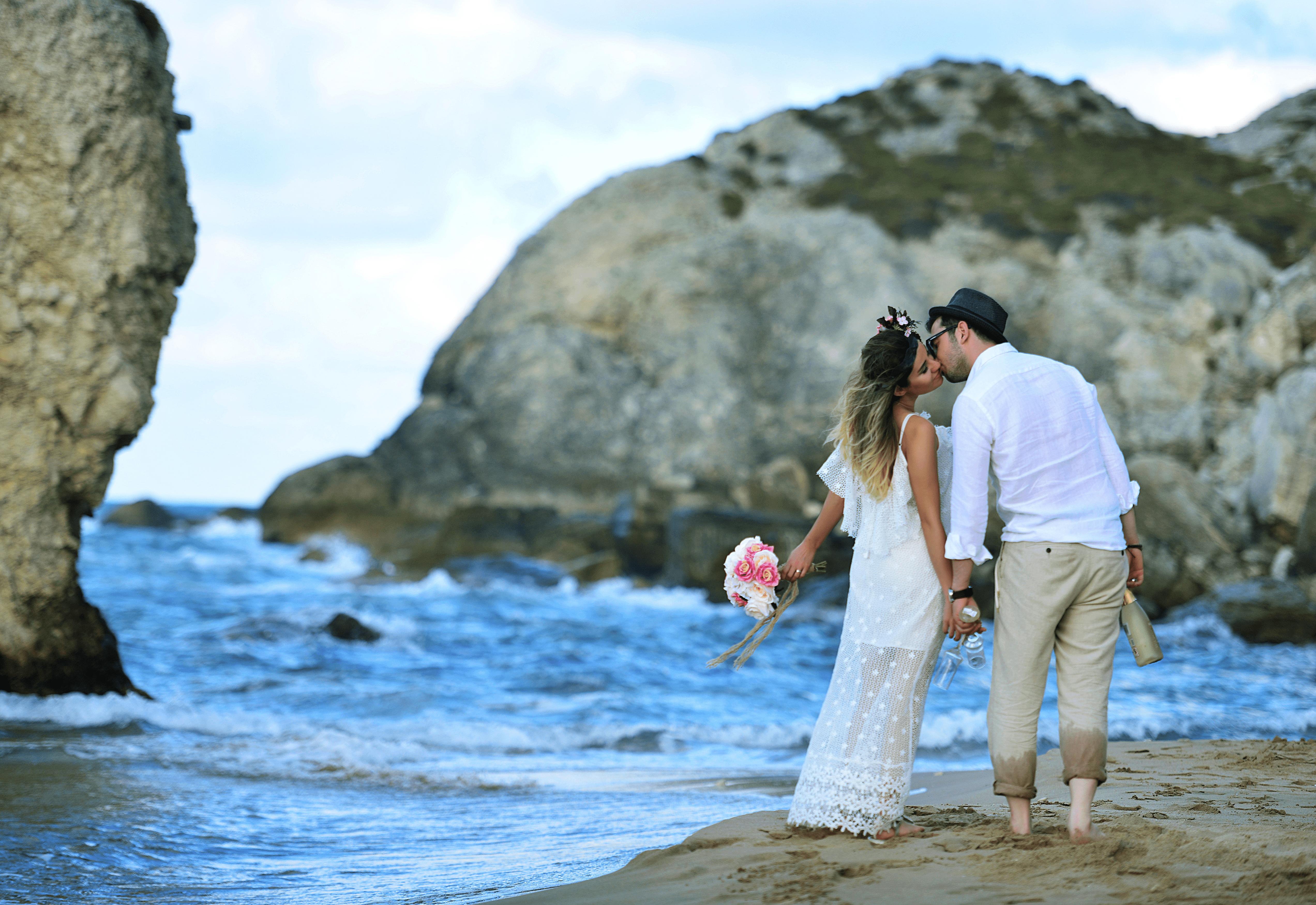 elopement greek islands