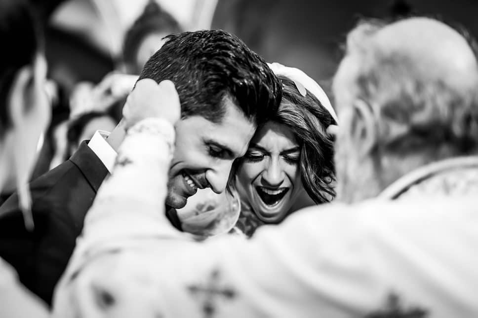 Athens Greek Wedding Couple