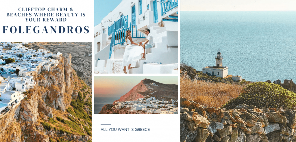 DESTINATION WEDDING - FOLEGANDROS Greece
