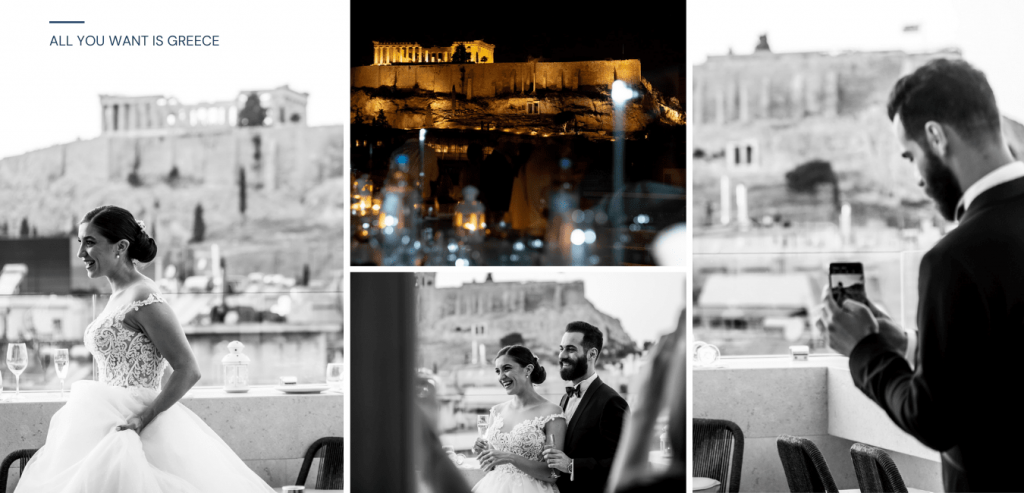 DESTINATION WEDDING GREECE - FOR GOOD TIMES EVENT PLANNING & DESIGN Agency