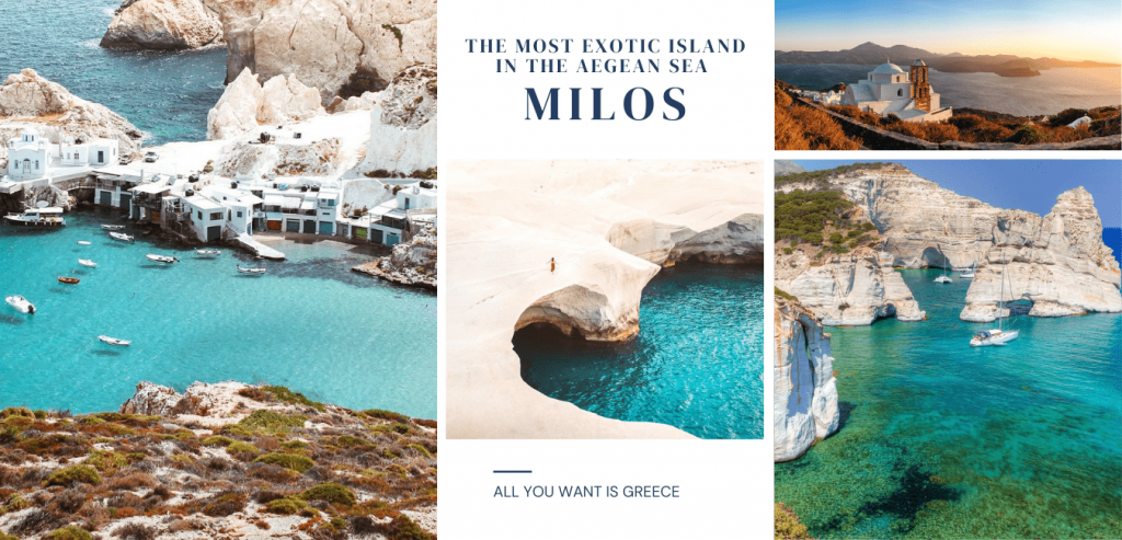 DESTINATION WEDDING - MILOS Greece