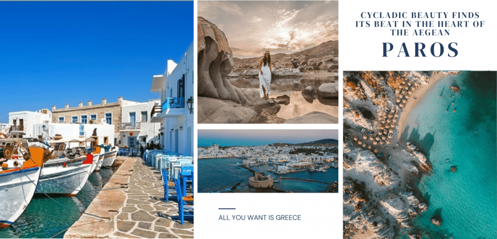 DESTINATION WEDDING - PAROS Greece