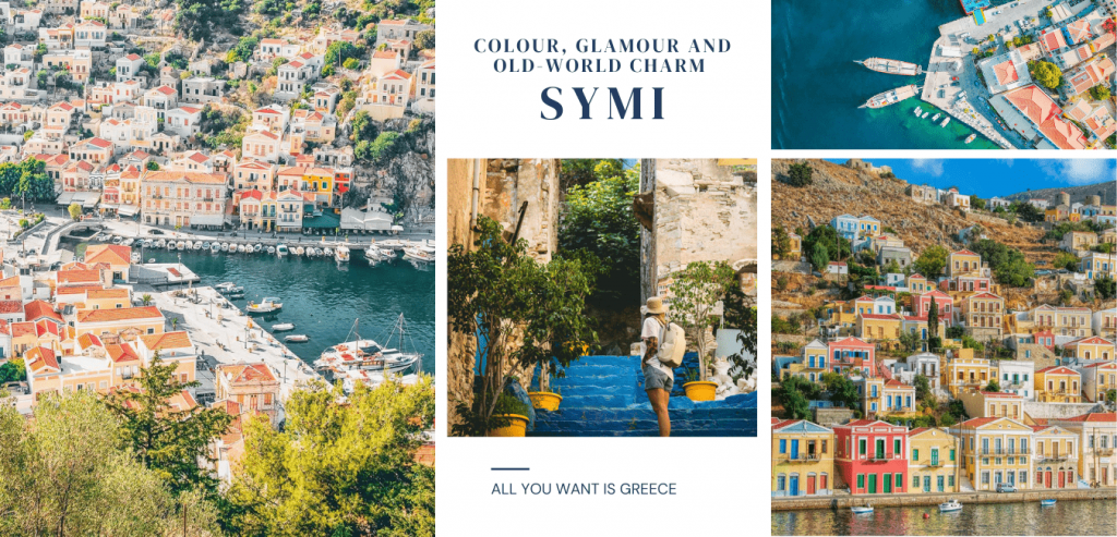 DESTINATION WEDDING - SYMI Greece