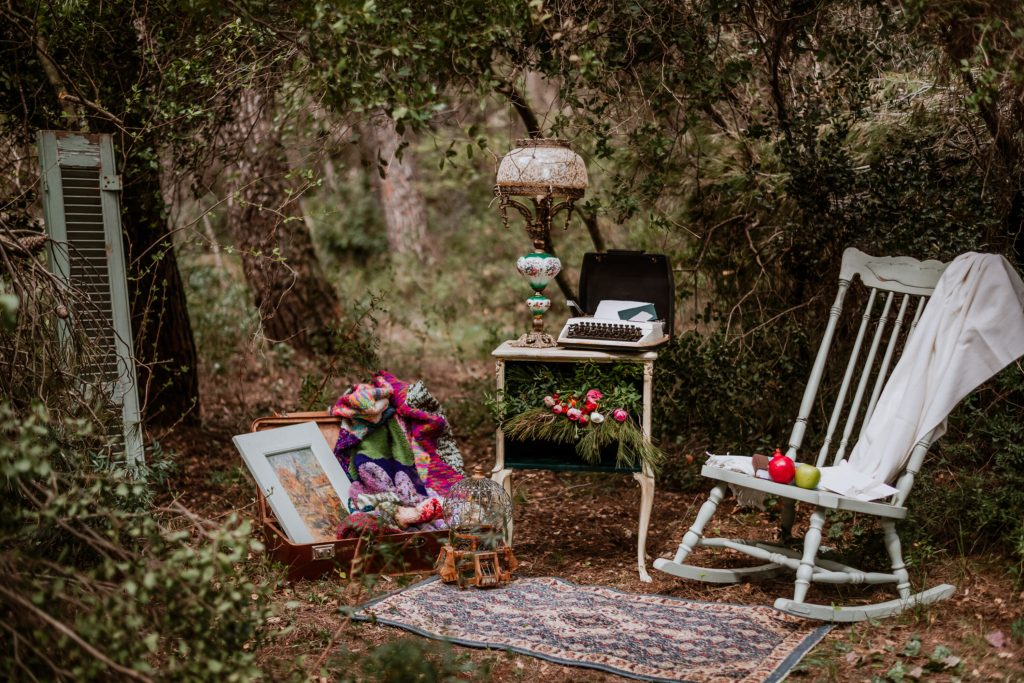 hidden forest wedding